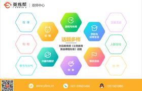 上海英练帮外教双师课堂:抓住幼儿英语培训规律